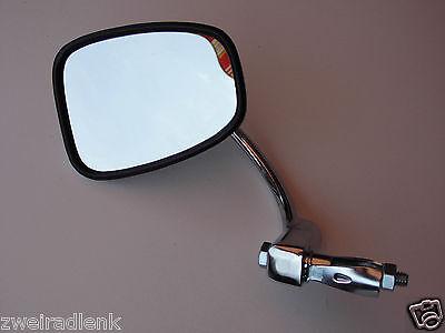 Spiegel Klappspiegel Lenkerende NSU MAX Oldtimer links / rechts - mirror assy