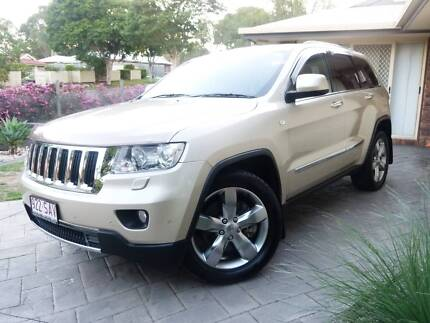 Jeep Grand Cherokee Limited 4x4 Diesel Wagon