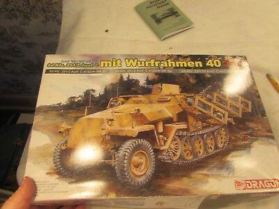 Dragon 6284 Sd.Kfz. 251/2 Ausf. C mit Wurfrahmen 40 1/35 Scale Kit