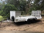 Plant trailer for sale Wetherill Park Fairfield Area Preview