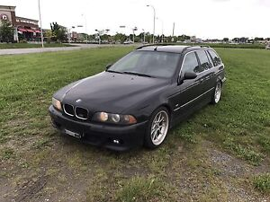 BMW 540 Wagon M Package 1999 e39