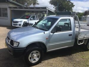 HOLDEN RODEO LX UTE With ALUMINIUM TRAY Reduced to $5990 Fairy Meadow Wollongong Area Preview