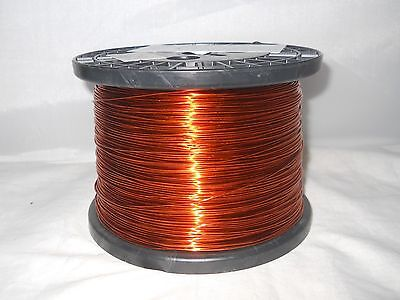 18 Awg Magnet Wire Jw-117713-14 200c Rated Essex 9.5 Lb.