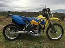 Priced to sell Husaberg FE 650 off road Sidecar Onkaparinga Hills Morphett Vale Area Preview