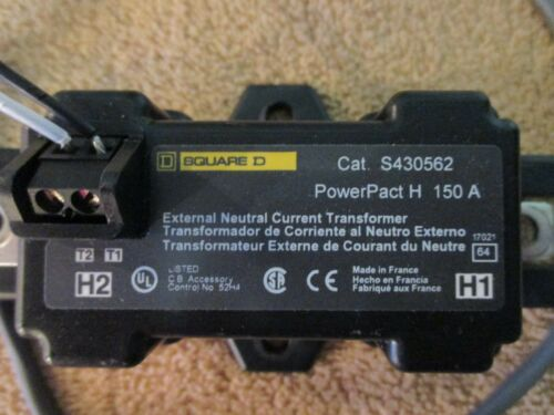 Square D S430562 External Neutral Current Transformer