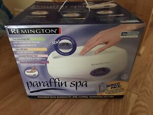 Paraffin Spa - used once