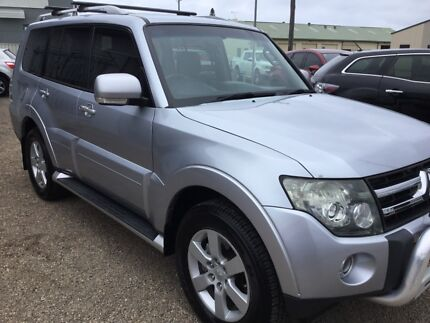 07/08 MITSUBISHI PAJERO VR-X 3.2 TURBO DIESEL AUTO 7 SEATER SUV Fairy Meadow Wollongong Area Preview