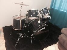 7 piece Tama Drum Kit Geraldton 6530 Geraldton City Preview
