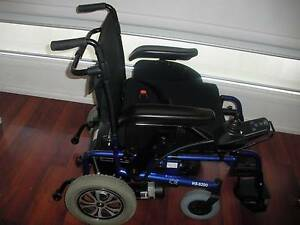 Electric Mobility Wheelchair HS-6200 Greenwith Tea Tree Gully Area Preview