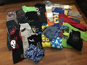 Boys size 7 lot