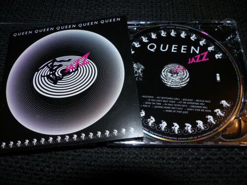 "QUEEN John Deacon signed Autogramm auf ""JAZZ ´74"" CD InPerson SELTEN"