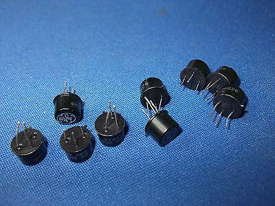 Jan2n526 Ge 2n526 Germanium Transistor Black To-5 Vintage 1974 Collectible