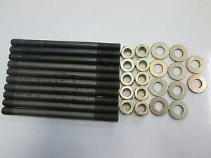 PORSCHE 944 CYLINDER HEAD STUD KIT FOR 2.7 ENGINE ONLY NEW AND GENUINE PORSCHE