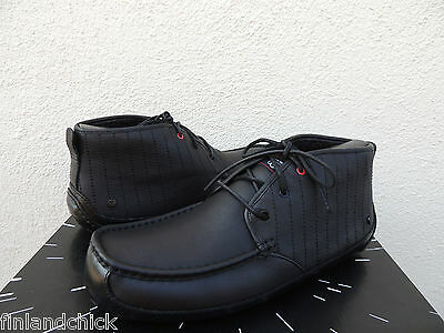 UGG STAR WARS DARTH VADER LYLE SHEEPSKIN CHUKKA BOOTS, US 14/ EUR 48.5 ~NIB ~ - Darth Vader Boots