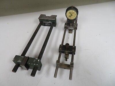 Boice Shallow Diameter Swing Gage W Wjz Setting Standard. 0-14.0005 - Nh39