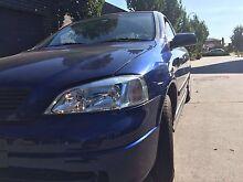 Holden Astra 2003 Auto sedan Melbourne CBD Melbourne City Preview