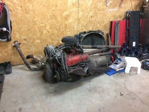 Moteur buick jeep v6 225 transmission th350