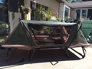 Cabela's two man cot tent