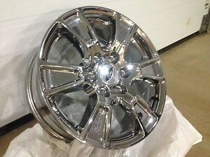 Set of F150 rims - new takeoffs