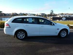 2010 Holden Commodore OMEGA Automatic Wagon Ulverstone Central Coast Preview