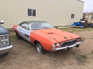 1972 Ralley Challenger