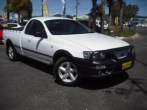 2004 Ford Falcon Ute Mudgee Mudgee Area Preview