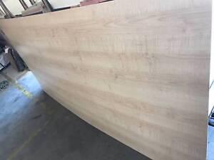 Plywood - Internal Oak Woodgrain Coloured  Polyester Lining