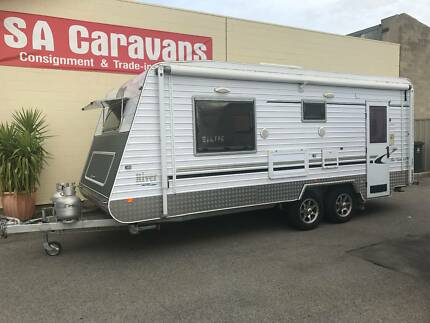 "2011 ""The Gawler"" by River Caravans"