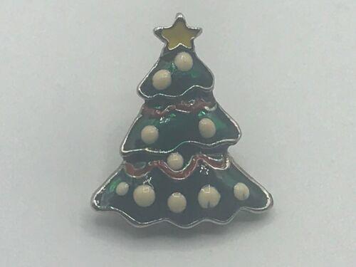 Christmas Tree Lapel Pin A5