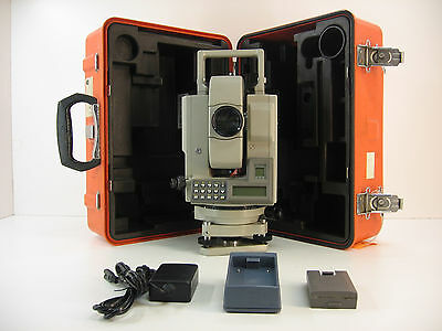 Sokkia Set4bii 5 Total Station For Surveying Construction With Free Warranty