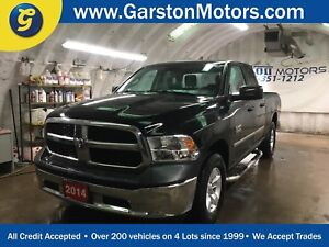 2014 Ram 1500 QUAD CAB*4WD*3.6L V6 24V VVT*SIDE STEPS*ALLOYS*TRA