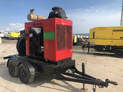 John Deere Power Unit And Water Pump Year 2014 5086 Hours