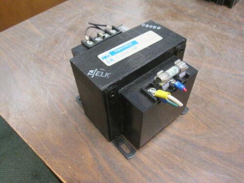 Micron Impervitran Control Transformer B500BTZ13JK 0.500KVA Pri: 240/480V Used