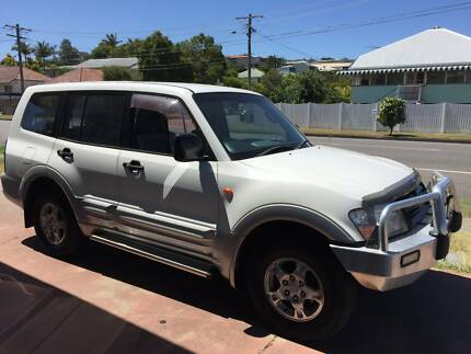 2002 Mitsubishi Pajero Wagon V6 Petrol & Gas, Auto, Stock 18124 Lota Brisbane South East Preview