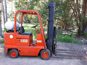 Forklift  Caterpillar t50c Canina Gympie Area Preview