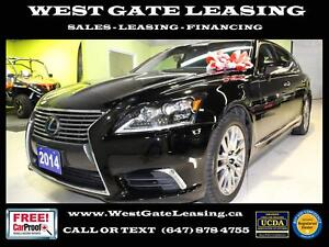 2014 Lexus LS 460 LONG AWD | EXECUTIVE PACKAGE | LOADED |