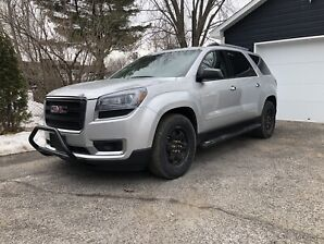GMC Acadia DVD - Towing package