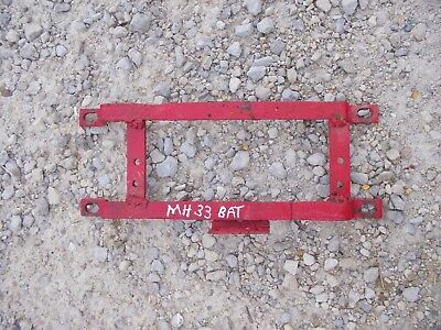Massey Harris 33 Tractor Mh Battery Holder Mounting Bracket