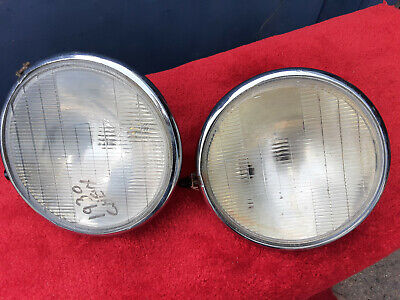Chevy  vintage car headlights for sale  Shipping to South Africa