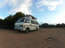 Equiped Pop-Top Camper van MAZDA E2000 3MONTHS WA REGGO Brisbane City Brisbane North West Preview