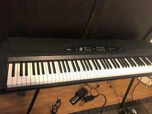 88 key weighted Korg sp-280