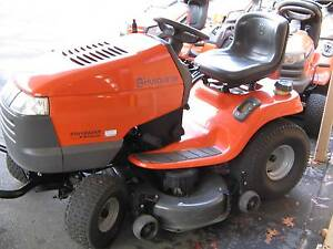 Second hand Husqvarna YTH1842XP Ride on mower Richmond Hawkesbury Area Preview