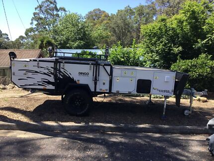 Camper trailer Winmalee Blue Mountains Preview