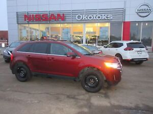 2014 Ford Edge Limited AWD, HEATED LEATHER, NAVIGATION