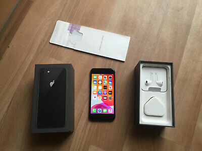 Apple iPhone 8 - 64GB - Space Grey ( Unlocked ) Excellent condition