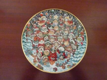 Franklin Mint Plate