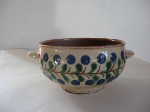 Small Bowl Anton Lang Vintage Blueberry Design w/Handles