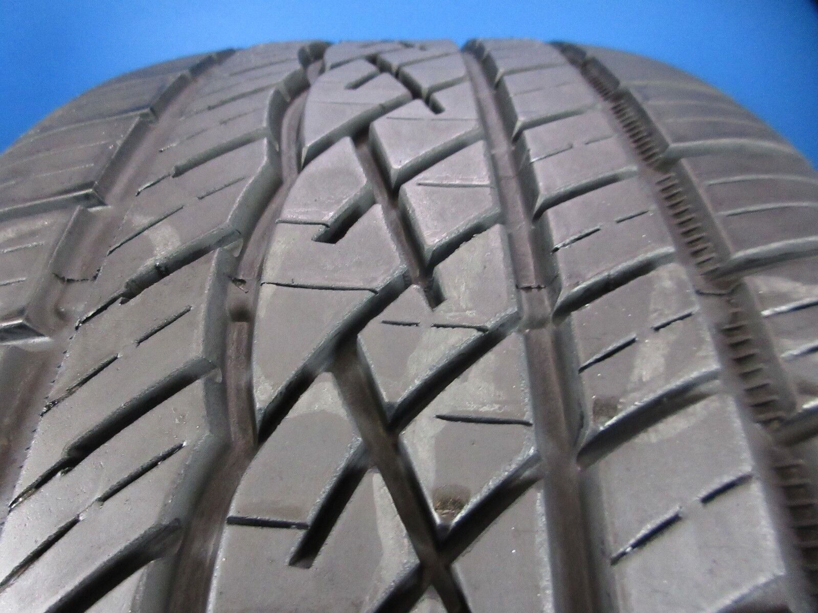 Used Continental ControlContact Sport A/S   245 45ZR 20   7-8/32 Tread 1726F