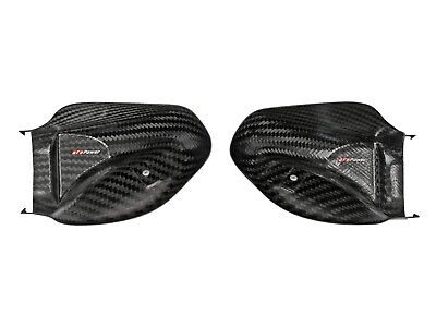 AFE Black Series Dynamic Air Scoops for BMW M5 (F90) 18-20 V8-4.4L (t) S63
