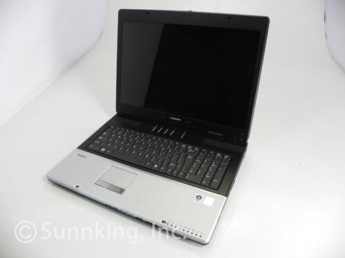 "Everex StepNote XT5000T 17"" Turion 64 X2 Dual Core Laptop - Parts/Repair"